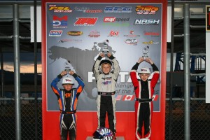 Diego LaRoque recovered from two spins in the Prefinal to land on top of the podium in Micro Max (Photo: SeanBuur.com)