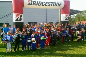 The Florida Pro Kart Series welcomed over 110 competitors at the opening weekend (Photo: Florida Pro Kart Series)