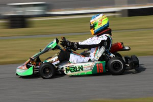 Kyle Kalish (Photo: Florida Karting Photos)