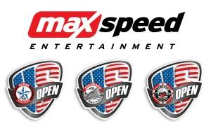 MAXSpeed US Open logo
