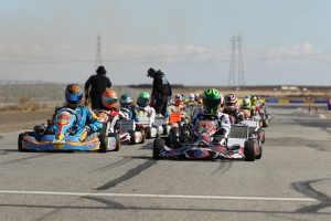 Grids are expected to be full once again when the California ProKart Challenge begins the 2015 season in Buttonwillow (Photo: dromophotos.com)
