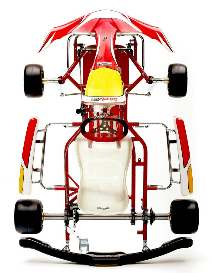 2015 EKN Chassis Showroom: Birel ART – eKartingNews