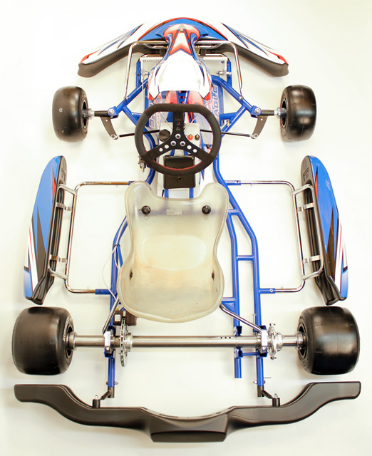 2015 Ekn Chassis Showroom Comet Eagle Ekartingnews