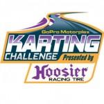 GoPro Motorplex Karting Challenge Hoosier logo