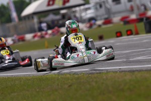 Anthony Gangi Jr. ended his 2015 FWT ROK campaign with a podium result at the Ocala Gran Prix (Photo: Cody Schindel/CKN)