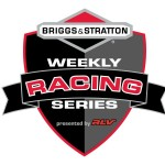 Briggs 206 WRS Weekly Racing Series logo