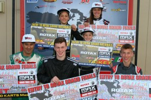 Rotax Challenge of the Americas 2015 Champions (Photo: SeanBuur.com)