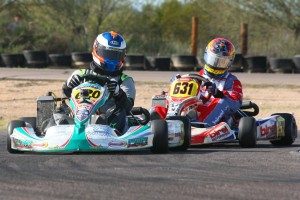 Paul Bonilla and John Crow will continue their battle for the Masters Max title in Sonoma (Photo: SeanBuur.com)