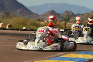 Senior rookie Christian Brooks leads the point standings going into Sonoma (Photo: SeanBuur.com)