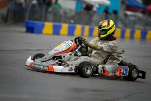 Robb opened the month with a victory at the California ProKart Challenge (Photo: dromophotos.com)