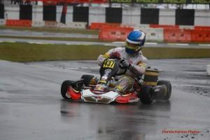 DRT Racing driver Daniel Formal won the DD2 final on Saturday (Photo: Florida Karting Photos)