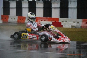 Oliver Askew leaves Orlando as the championship leader in Senior Max (Photo: Florida Karting Photos)
