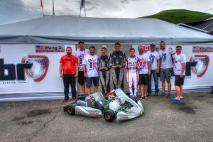 Saturday was BBR Karting's best day in its history (Photo: BBR Karting)