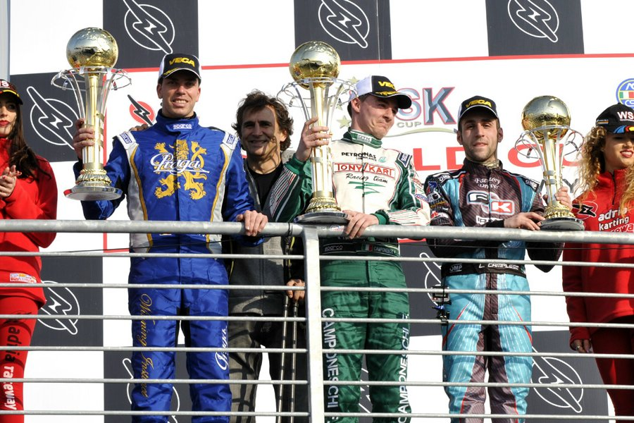 KZ2 podium (Photo: Press.net Images)