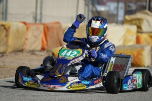 Callum Smith scored his second straight feature win in the S5 Junior category (Photo: dromophotos.com)