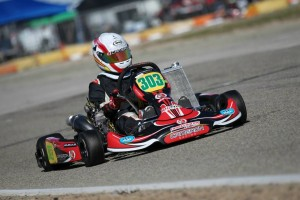 Pablo Carballedo won his first main event in the S3 Novice division (Photo: dromophotos.com)