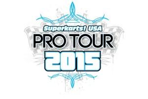 Superkarts! USA Pro Tour 2015 logo SKUSA