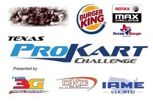 Texas ProKart Challenge 2015 logo