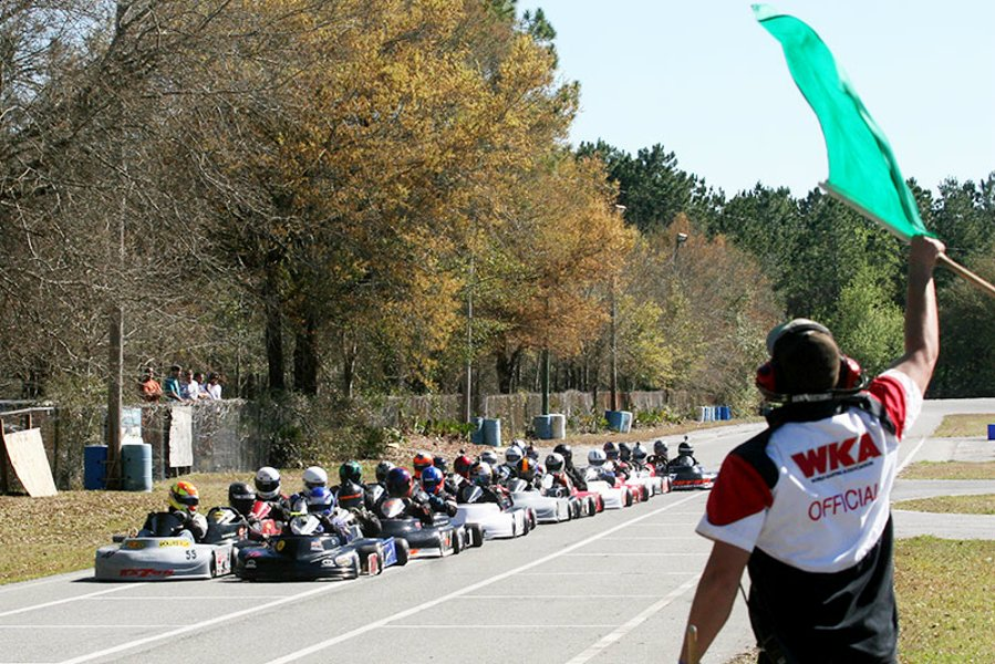 The 2015 WKA Gold Cup series begins this weekend in Jacksonville (Photo: Double Vision Photography - Carl Barnes)