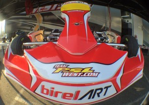 PSL West will officially represent the BirelArt chassis in the western half of the United States and Canada