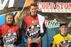 2015 FWT Rok Cup USA champion - Kyle Kirkwood (Photo: Florida Karting Photos)