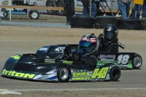Junior 1 048-Logan Shockley, 18-Michael Southard (Photo: Bruce C. Walls/Action Sports Photos)