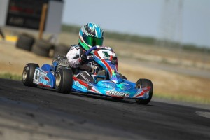 Texan Jak Crawford is among the many drivers with championship aspirations in TaG Cadet (Photo: dromophotos.com)