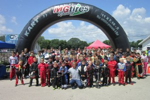 The 2015 Route 66 Sprint Series is set for another exciting season with five events to welcome top racers from the Midwest (Photo: Route66kartracing.com)