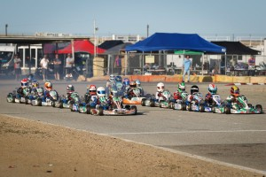 Large fields are scheduled for the third round of the California ProKart Challenge on April 10-11 (Photo: dromophotos.com)