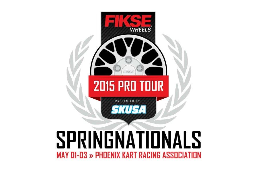 SKUSA Pro Tour SpringNats 2015 logo