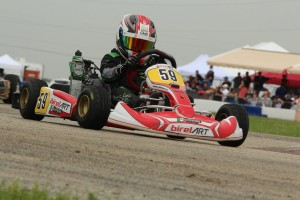 Juan Pablo Cepeda opened up the racing in Micro Max with a victory Saturday (Photo: DreamsCapturedPhoto.net)