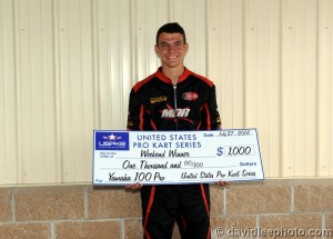 Brandon Jarsocrak walked away with $4,000 and the championship last year, looking to repeat in 2015 (Photo: DavidLeePhoto.com)