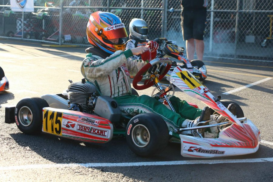 EKN Trackside: 2015 United States Pro Kart Series – GoPro ...