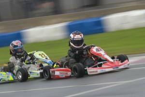 Donald Whorton III swept the day in Yamaha Rookie (Photo: EKN)