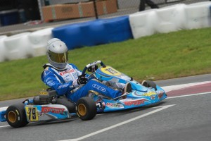 Dakota Pesek scored the victory in Yamaha Pro (Photo: EKN)