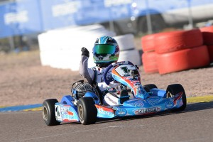 Jak Crawford and his Energy chassis were the ones to beat in the hot Phoenix sun (Photo: On Track Promotions)