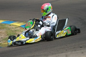 New EKN Driver Rankings #1 Stock Moto driver Fritz Leesmann (Photo: EKN)