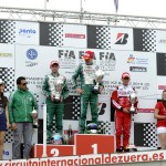 KZ podium (Photo: Press.net Images)