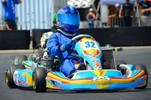 Jordan Turner was declared the winner in PRD 2 (Photo: lakc.org)