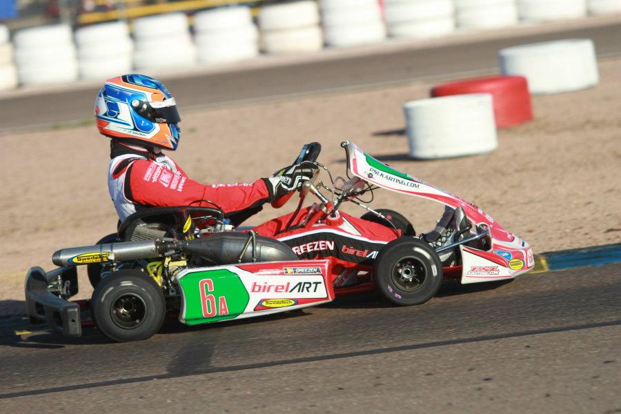 Belgian driver Rick Dreezen scored victory in his S1 Pro debut (Photo: EKN)