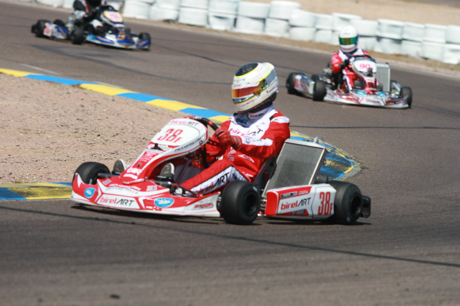 In a controversial Final, Oliver Askew was awarded the victory Sunday (Photo: EKN)