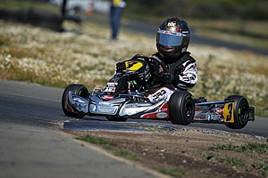 Garret Randolph Jr. (Photo: dromophotos.com)