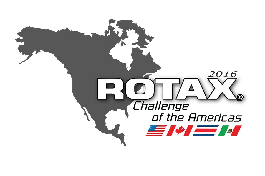 2016 Rotax Challenge of the Americas logo
