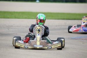 TJ Koyen (Photo: Kathy Churchill - Energy Racing)