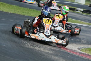 With two wins in Denton, Connor Ford retains the Rotax Senior point lead (Photo: Dreams Captured Photography)