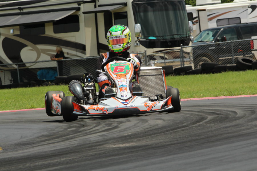 Jake French takes over the S1/S2 championship lead with victory in Round Four (Photo: Dreams Captured Photography)