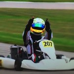Gangi Jr.'s performance at the Rotax Summer Shootout makes him a favorite heading into the US Grand Nationals