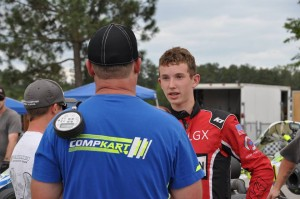 Alex Cognac will join J3 Competition for the Rotax Summer Shootout and Rotax Max Grand Nationals