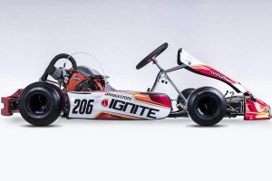 Margay Ignite K3 with Briggs LO206 engine
