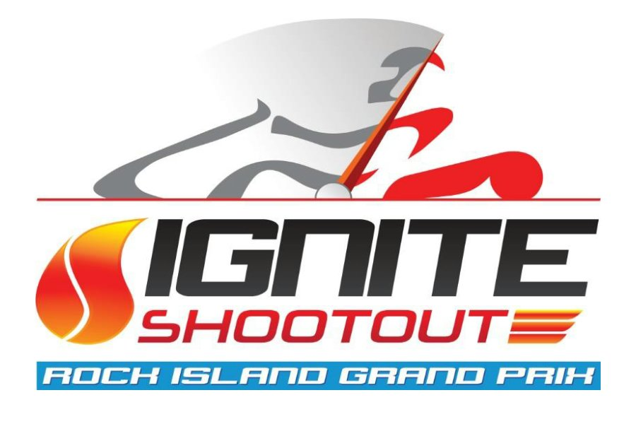 Ignite Shootout-Rock Island Grand Prix logo